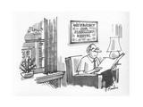 Dana Fradon New Yorker Cartoons