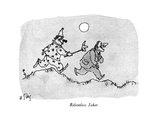 William Steig New Yorker Cartoons