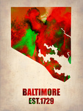 Maps of Baltimore, MD