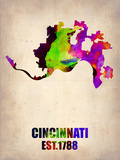 Maps of Cincinnati, OH