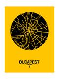 Maps of Budapest