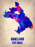 Maps of Oakland, CA