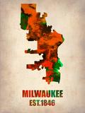 Maps of Milwaukee, WI