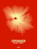 Maps of Copenhagen