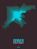 Maps of Denver, CO