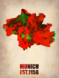 Maps of Munich