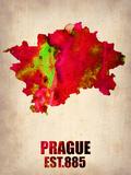 Maps of Czech Republic