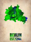 Maps of Berlin