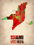 Maps of Miami, FL