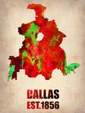 Maps of Dallas, TX