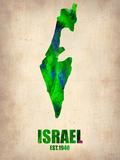 Maps of Israel