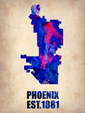 Maps of Phoenix, AZ