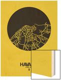 Maps of Havana