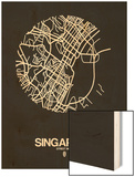 Maps of Singapore