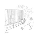 Zoo Animals New Yorker Cartoons