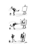 Warren Miller New Yorker Cartoons
