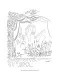Theater New Yorker Cartoons