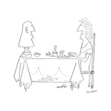 Saul Steinberg New Yorker Cartoons