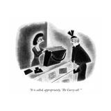 1930's New Yorker Cartoons