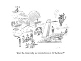 Cattle New Yorker Cartoons