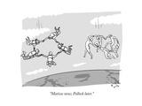 Farley Katz New Yorker Cartoons