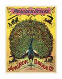 Carriages (Vintage Art)