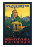 Washington D.C. Travel Ads