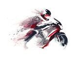 Motorcycles (Decorative Art)