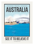 Oceanian Travel Ads