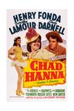 Chad Hanna (1940)