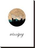 Maps of Winnipeg
