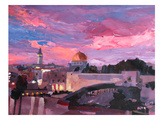 Middle Eastern Cityscapes