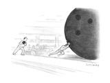 Mort Gerberg New Yorker Cartoons