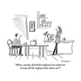 Liza Donnelly New Yorker Cartoons