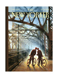 New Yorker Covers 2014