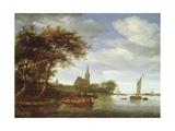 Salomon van Ruisdael or Ruysdael
