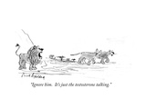 Lions and Tigers New Yorker Cartoons