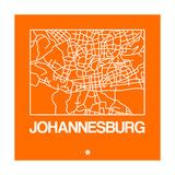 Maps of Johannesburg