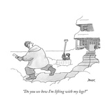 Jack Ziegler New Yorker Cartoons