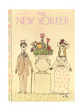 Spring New Yorker Covers