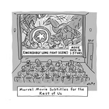 Movie New Yorker Cartoons