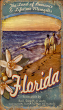 Vintage Beach (Wood Signs)