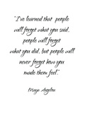 New Words & Quotes