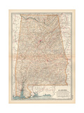 Maps of Alabama
