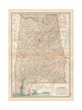 Maps of Alabama
