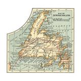 Maps of Newfoundland