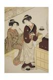 Kitao Shigemasa