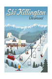 Vermont Travel Ads