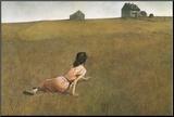 Christina's World by Wyeth