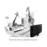 Wild Animals New Yorker Cartoons